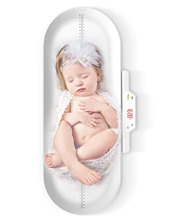 Amazon.com: Baby Scale,Pet Scale,Infant Scale Digital,with ...