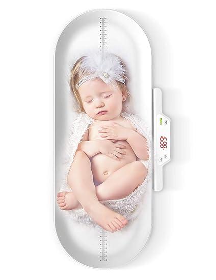 Báscula para bebés, Escala para mascotas,con bandeja de ...