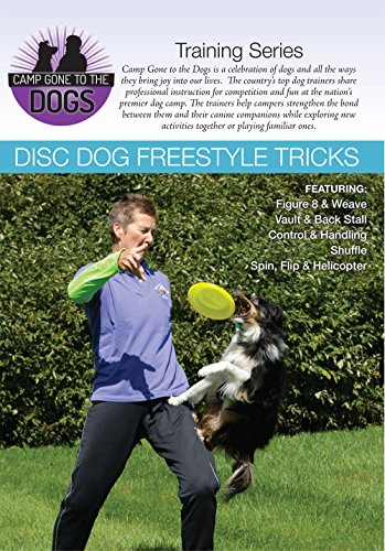 Disc Dog Freestyle Tricks