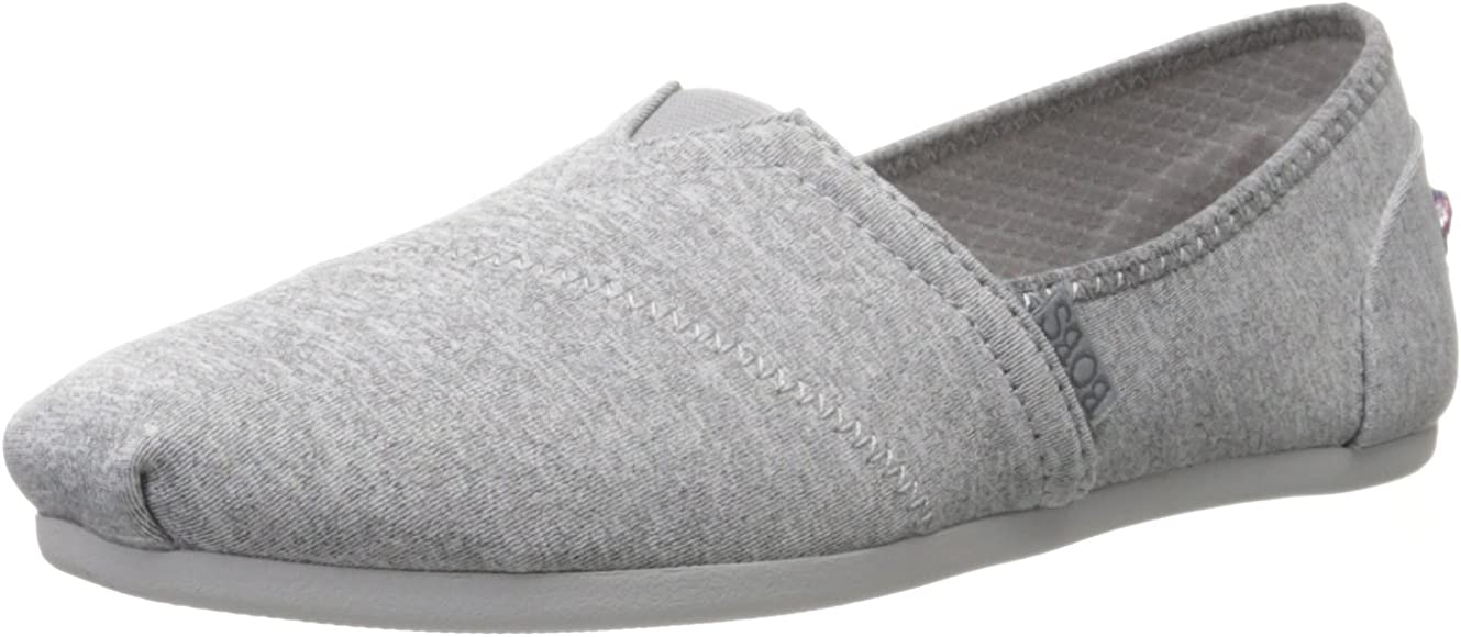 40467e665 Amazon.com | BOBS from Skechers Women's Bobs Plush Express Yourself ...