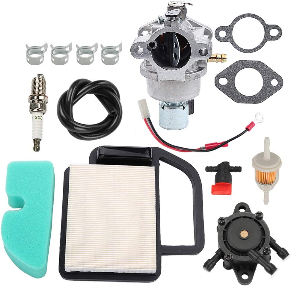 Milttor 20 853 71-S Carburetor Fuel Pump Fit Kohler Courage SV470 SV480 SV530 SV540 SV541 SV590 SV591 SV600 SV601 SV610 SV620 Engine 20 853 95-S 20 853 79-S 20 853 88-S