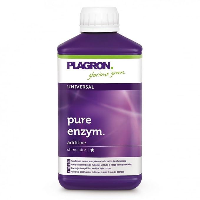 Enzimas Plagron 500 ml suelo orgánico acondicionador cultivo ...
