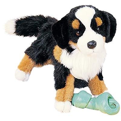 Douglas Trevor Bernese Mountain Dog Plush Stuffed Animal: Toys & Games