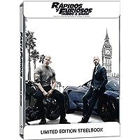 Rápidos y Furiosos: Hobbs & Shaw Steelbook [Blu-ray]