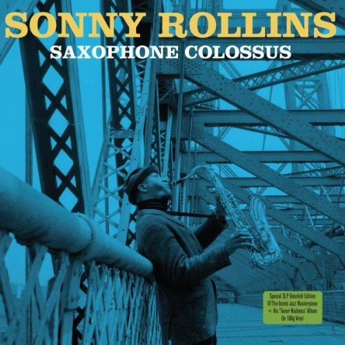 Saxophone Colossus (2LP Gatefold 180g Vinyl) - Sonny Rollins