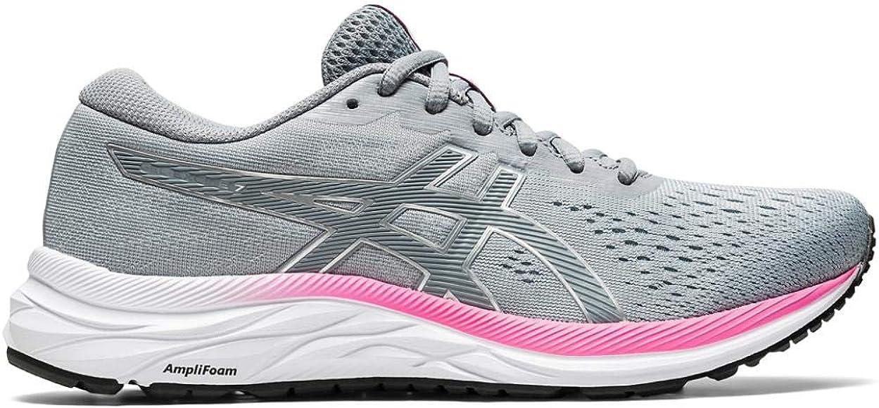ASICS Gel-Excite 7 - Zapatillas de running para mujer, (Hoja de roca / plata pura), 35 EU: Amazon.es: Zapatos y complementos
