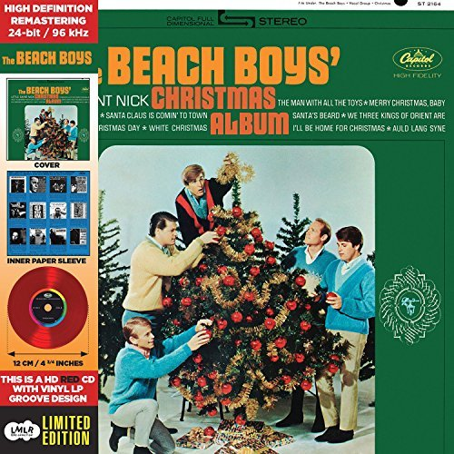 Little Saint Nick Christmas Album by Beach Boys