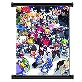Disgaea Fabric Wall Scroll Poster (16