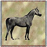 Pure Country Inc. Endurance Arabian Small Blanket Tapestry Throw