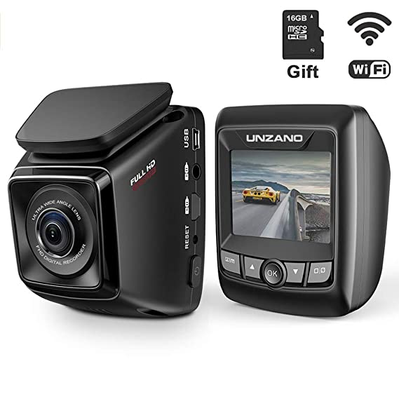 4f0b0ea0241 Image Unavailable. Image not available for. Color  Dash Cam WiFi Car Dash  Camera ...