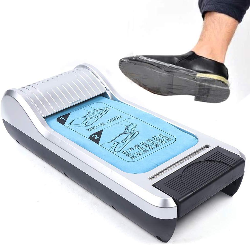 1 Shoe Film USA Automatic Shoe Cover Dispenser Machine Shoe Membrane Dispenser
