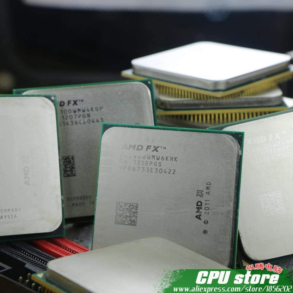 Working 100/% Sell Fx 4300 4200 AMD FX 4100 AM3 3.6GHz//8MB//95W Quad Core CPU Processor FX Serial Pieces FX-4100
