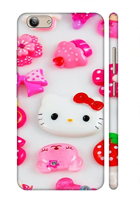 low priced ab05b 0212f AMAN Girls Tools 3D Back Cover for Vivo Y53: Amazon.in: Electronics