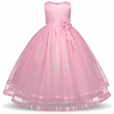 a56d09c1a315 SOFYANA Princess Baby Girls Party Wear Dress for Girls Birthday ...