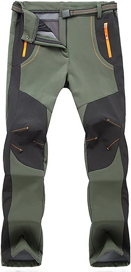 Best Hunting Rain Gear: TBMPOY Men's Outdoor Quick Dry Hiking Pants