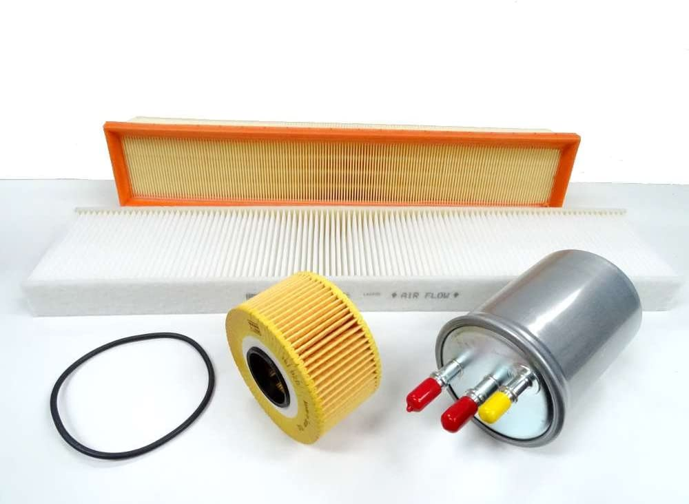 Mann Air Filter Element For Honda Civic 2.2 CTDI