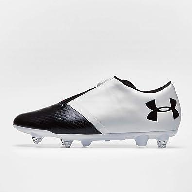 Under Armour Spotlight Hybrid SG Football Boots - White - Size 9 ... 2b9127b5b