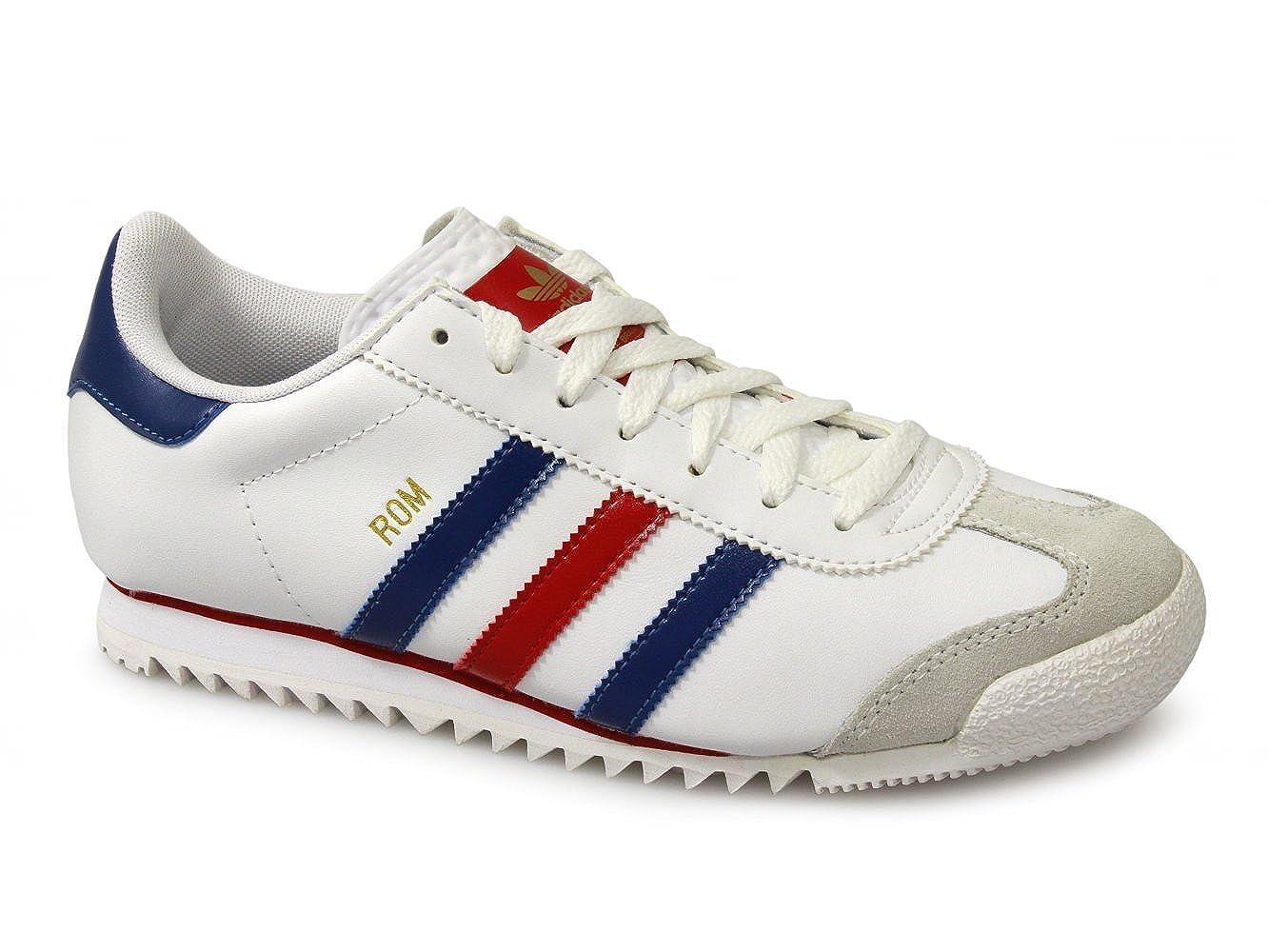 a49101cf7b8fc Adidas Originals ROM Mens Retro Fashion trainers 12 UK: Amazon.co.uk ...