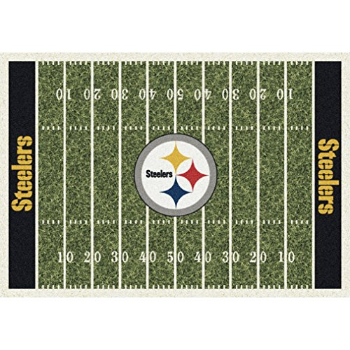 NFL Team Home Field Area Rug by Milliken, 5'4