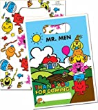 Mr Men Party Loot Bag (Pack of 8)