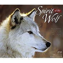 Wolf 2016 Daily Box Calendar