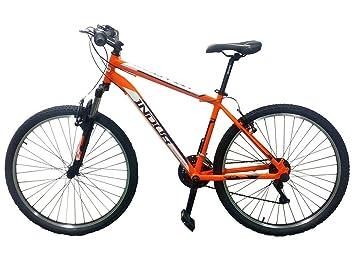 33629c2e Esmaltina 2665403031 - montain Bike Hombre indur 27,5 Naranja: Amazon.es:  Deportes y aire libre