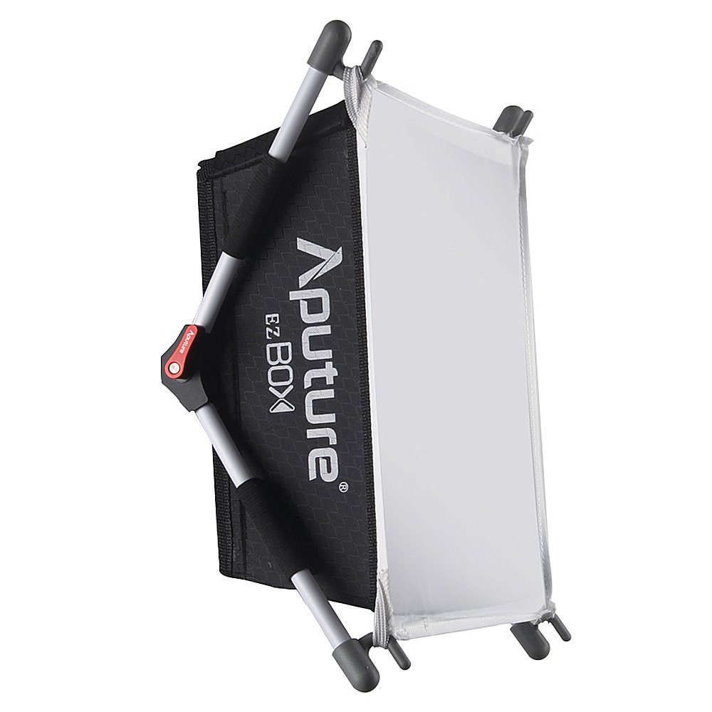 Aputure EZ BOX Studio Diffuser Cloth Softbox Kit Portable Photography with Carrying Bag for Amaran AL-528 & HR-672 S/ W/ C LED Video Light
