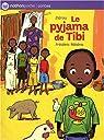Le pyjama de Tibi par Zidrou