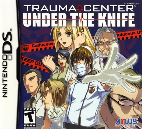 Price comparison product image Trauma Center: Under the Knife - Nintendo DS