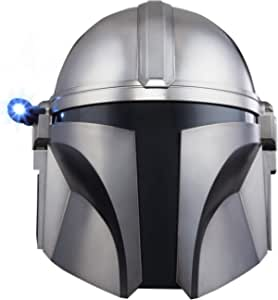 Star Wars- Casco electronico Mandalorian (Hasbro F0493)