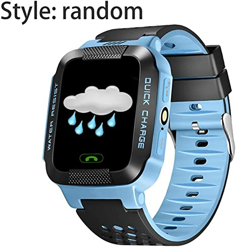 LESHP DS39 Kids Smart Watch with Camera Flashlight,GPS Tracker for ...