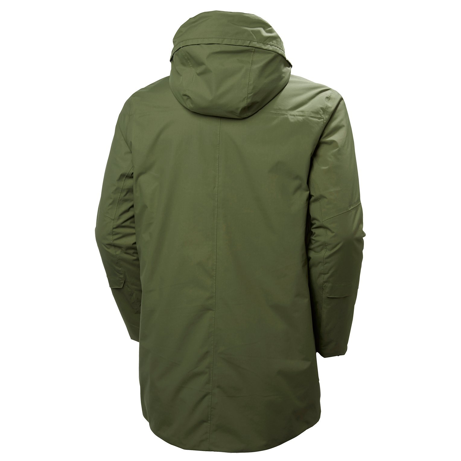 Helly Hansen Galway Parka, Ivy Green, XX-Large by Helly Hansen (Image #2)