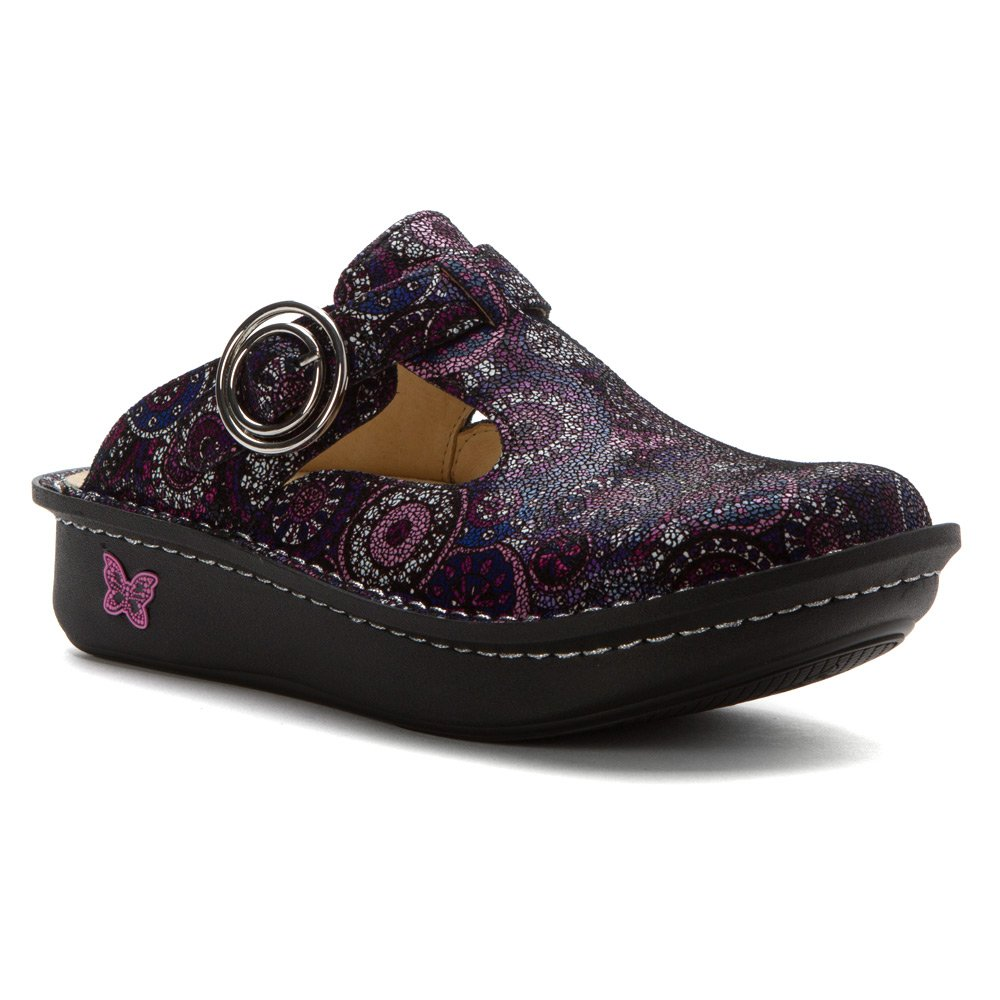 Alegria Women's Classic Clog B0118BHKES 36 M EU / 6-6.5 B(M) US|Spiro Purple