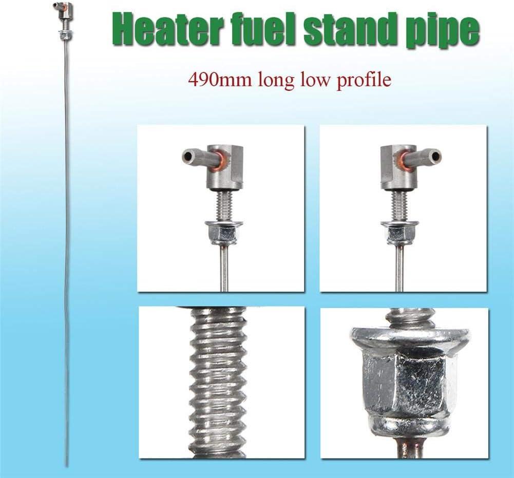 sicher Dieselheizung Spezial/ölabsaugung schnell und f/ür eine Vielzahl von Modellen geeignet Usual BDRateful 490mm Kraftstofftank Riser d/ünne Standheizung