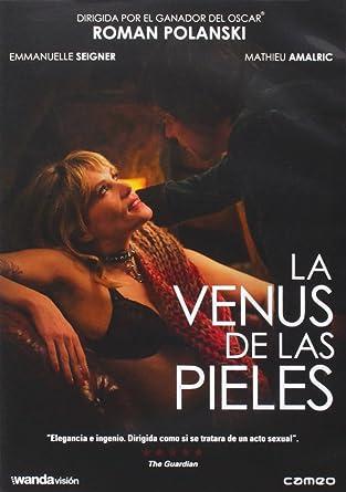 La Venus De Las Pieles [DVD]: Amazon.es: Mathieu Amalric, Emmanuelle ...