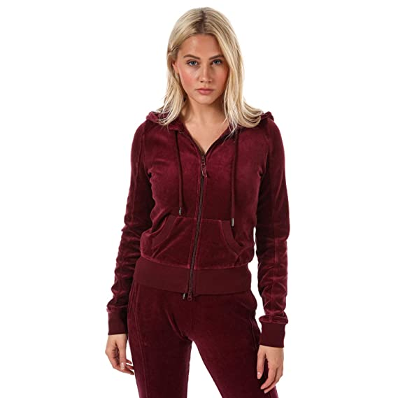 a631861a9b78 Puma Womens X Fenty Velour Fitted Track Jacket in Tawny Port  Puma   Amazon.co.uk  Clothing