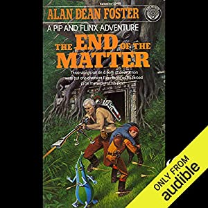 The End of the Matter Hörbuch