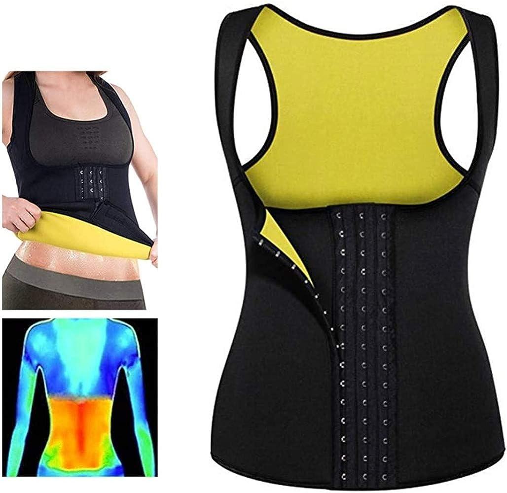 LYDIAGS Women Waist Trainer Girdles Slimming Belt Waist Cincher Corset Neoprene Shaperwear Vest Tummy Belly Girdle Body Shapers
