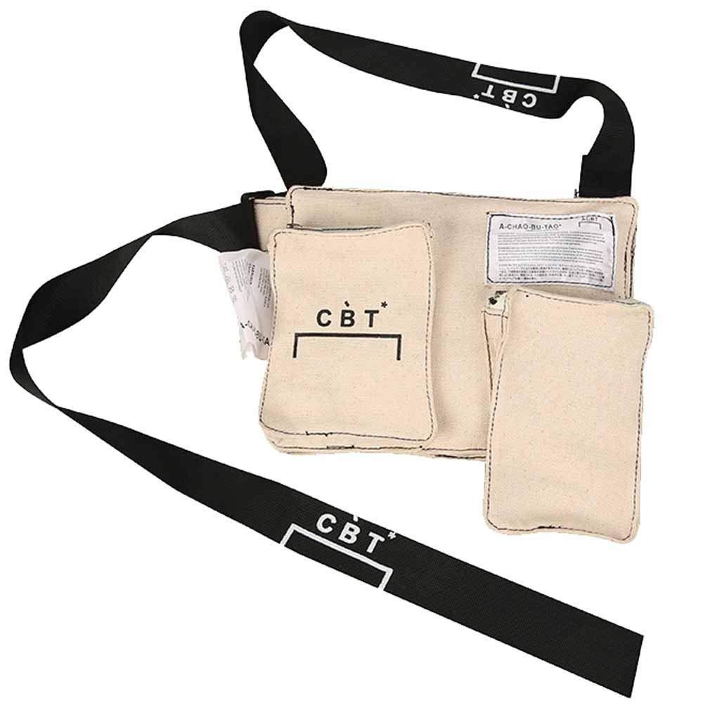 Canvas Vintage Messenger Crossbody Chest Bag JJLIKER ❤ Unisex Shoulder Bag