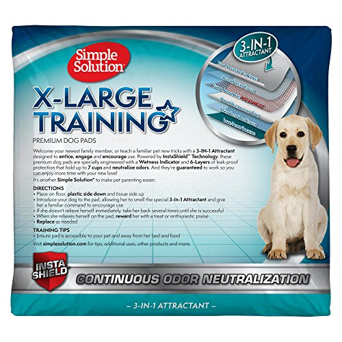 Simple-Solution-Extra-Large-Dog-Training-Pads-28x30-50-ct-Packaging-May-Vary