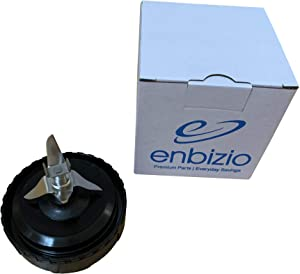 Enbizio Genuine replacement parts for Ninja BL770 blenders (Single blade)