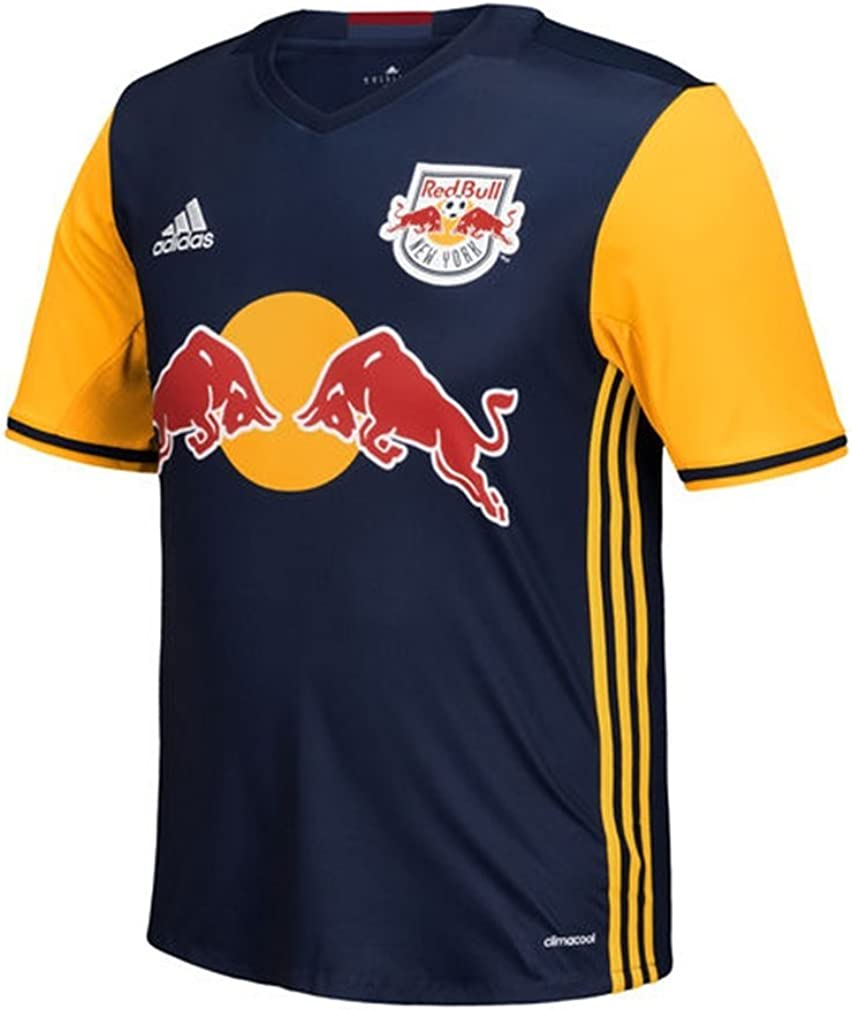 adidas MLS Mens Replica Short Sleeve Jersey