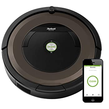 iRobot Roomba 890 Robot Vacuum for Pet Hair