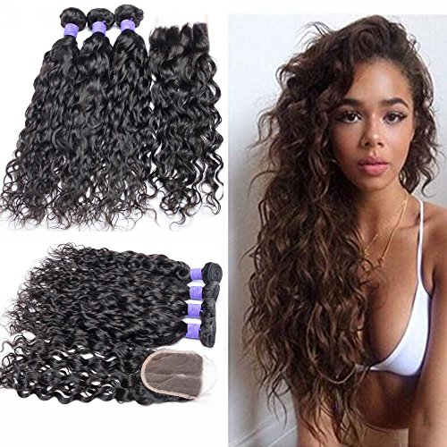 7A-Brazilian-Virgin-Hair-Bundles-with-Closure-Water-Wave-3-Bundles-With-Free-Part-Closure-Wet-And-Wavy-Virgin-Human-Hair-Weave-Natural