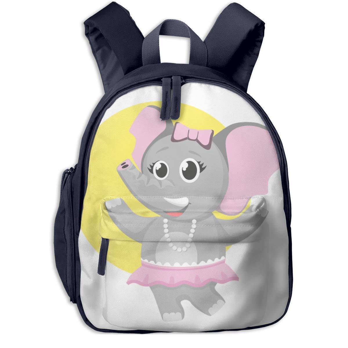 School Backpack for Girls Boys, Kids Cute Elephant Elephant Elephant Cartoon Backpacks Book Bag B07MNQDQKG Ruckscke Hochwertige Materialien 7ad25a