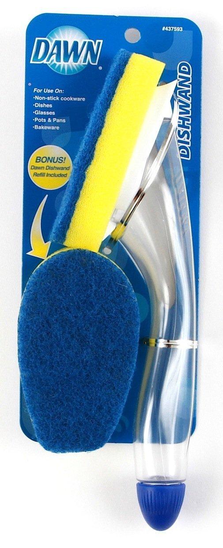 Dawn入力可能なScrubber Dishwand B00HI067KC B00HI067KC  6