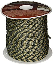 SecureLine NPC5503240C 5/32-Inch X  400-Feet Military Grade 550 Nylon Paracord, Camoflage