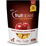 Fruitables Dog Treats Crispy Bacon & Apple Flavour - 198.5g