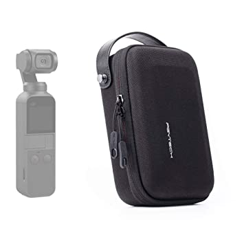 OSMO Pocket Handheld Gimbal Portable Storage Bag Waterproof Carrying Case Bags for DJI OSMO Pocktet Accessories
