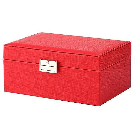 Hogar y cocina Almacenamiento y organización Organ Caja De Joyería ...